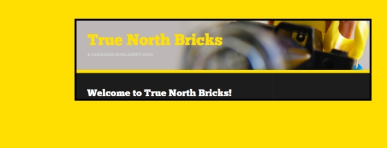 True North Bricks Lego Blog Logo