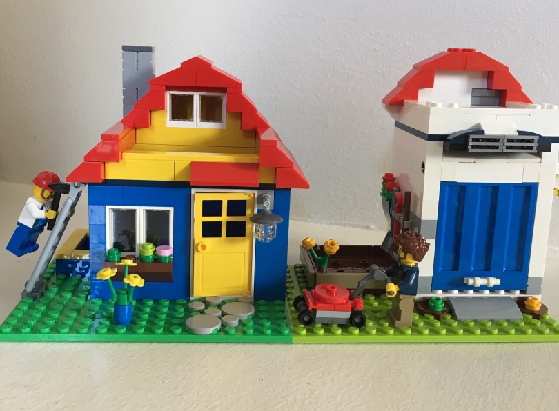 LEGO Pencil Pots