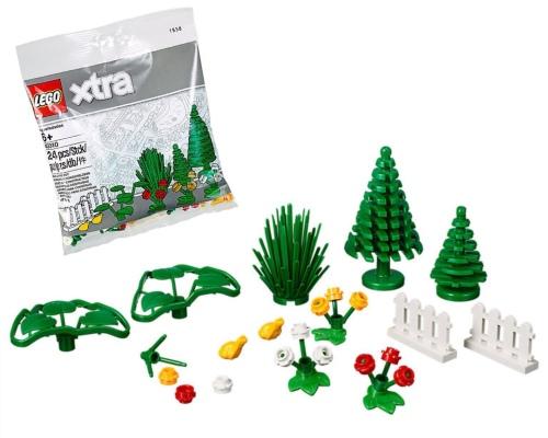 LEGO xtra polybags botanicals