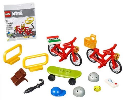 LEGO Xtra Bicycles