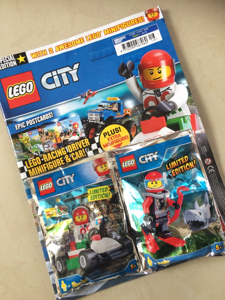 LEGO City Magazine Issue 7