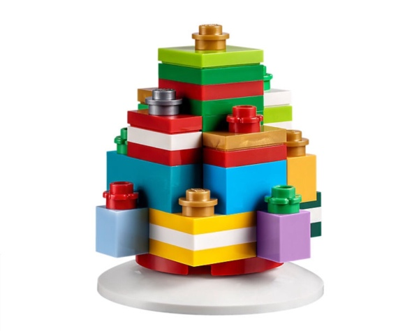 LEGO Holiday Gifts Ornament