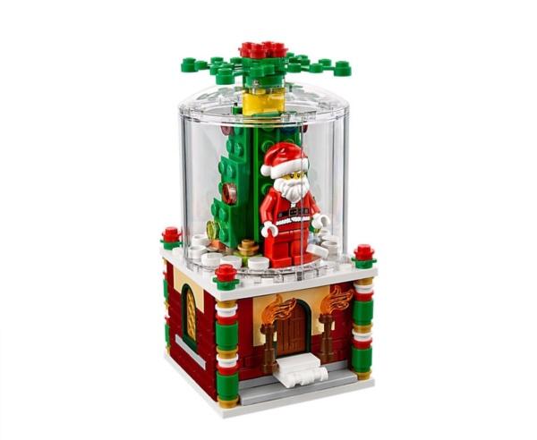 LEGO Snowglobe