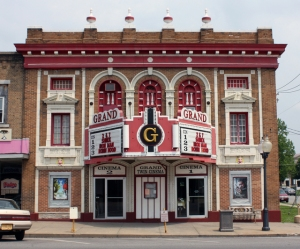 Grand Theatre Du Quoin IL