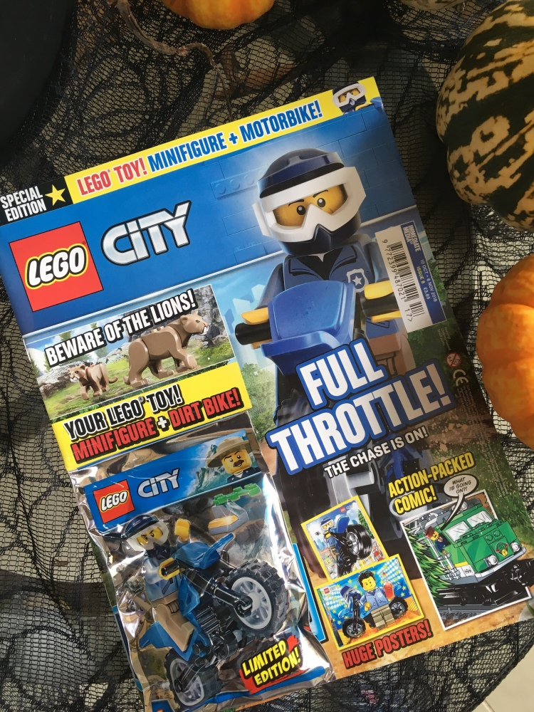LEGO City Magazine Issue 8