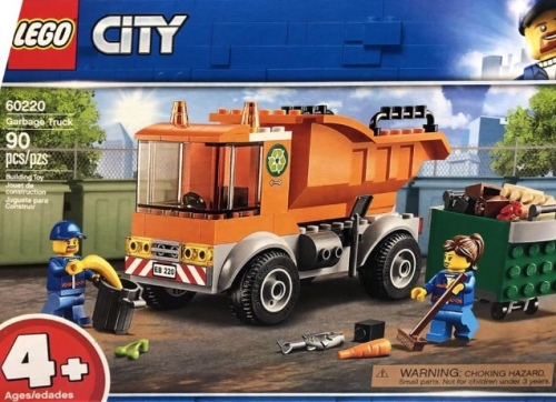 LEGO City Garbage Truck 2019