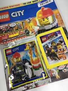 Lego City Magazine Issue 12