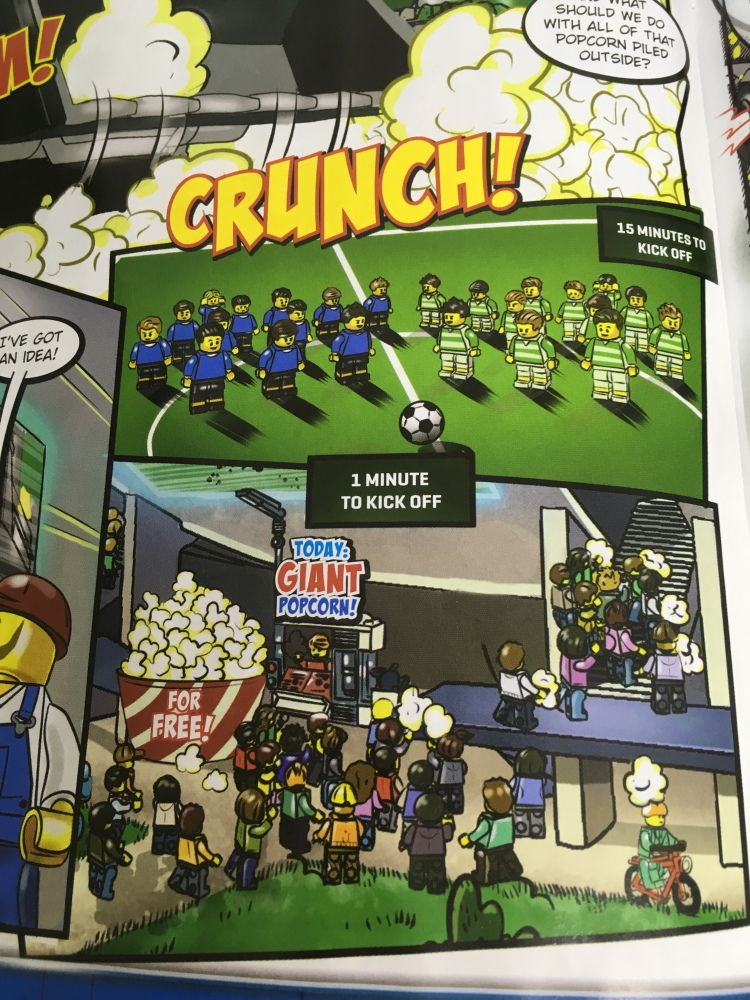 LEGO City Magazine Issue 13