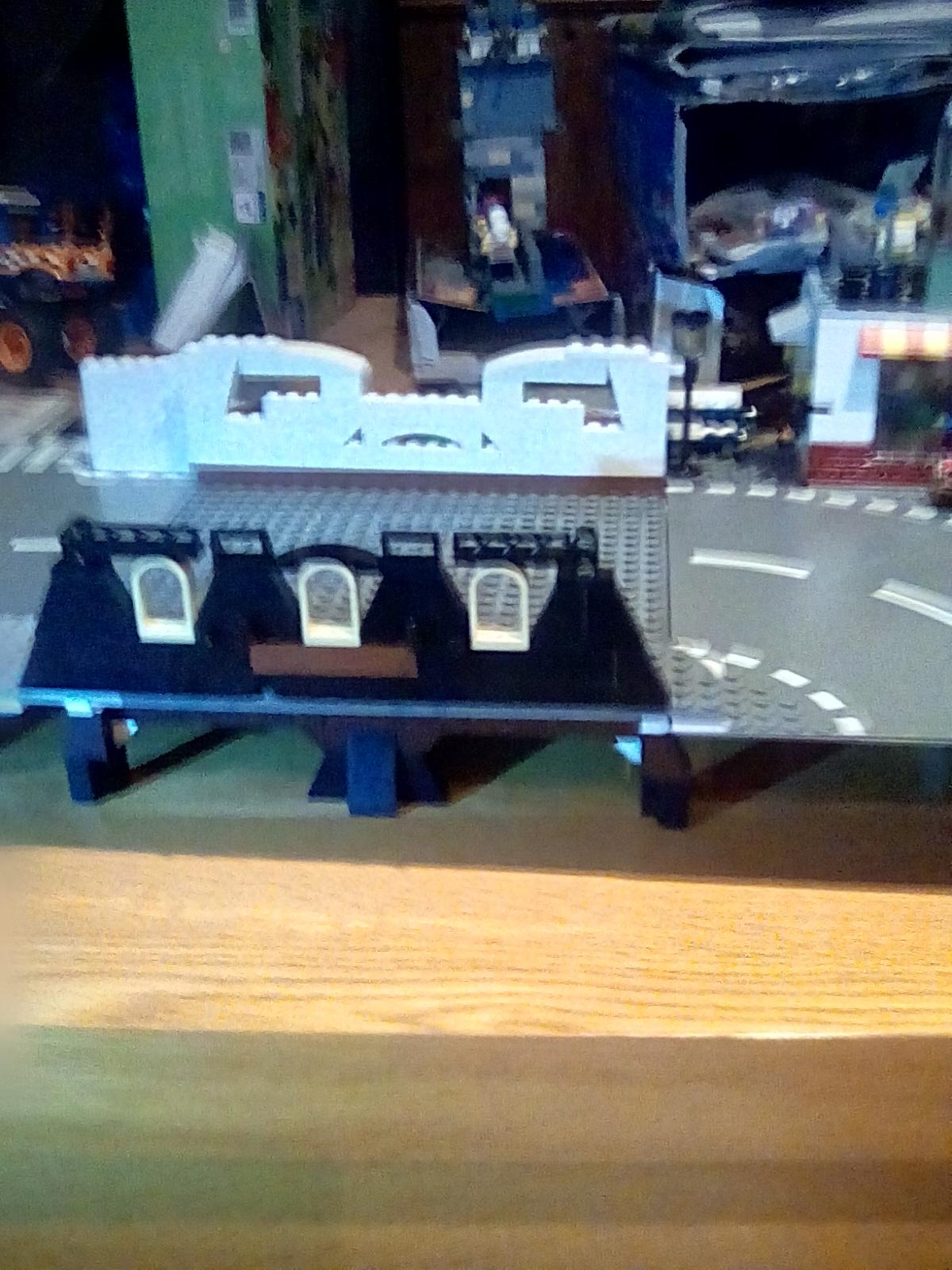 A bridge too far LEGO Moc by John