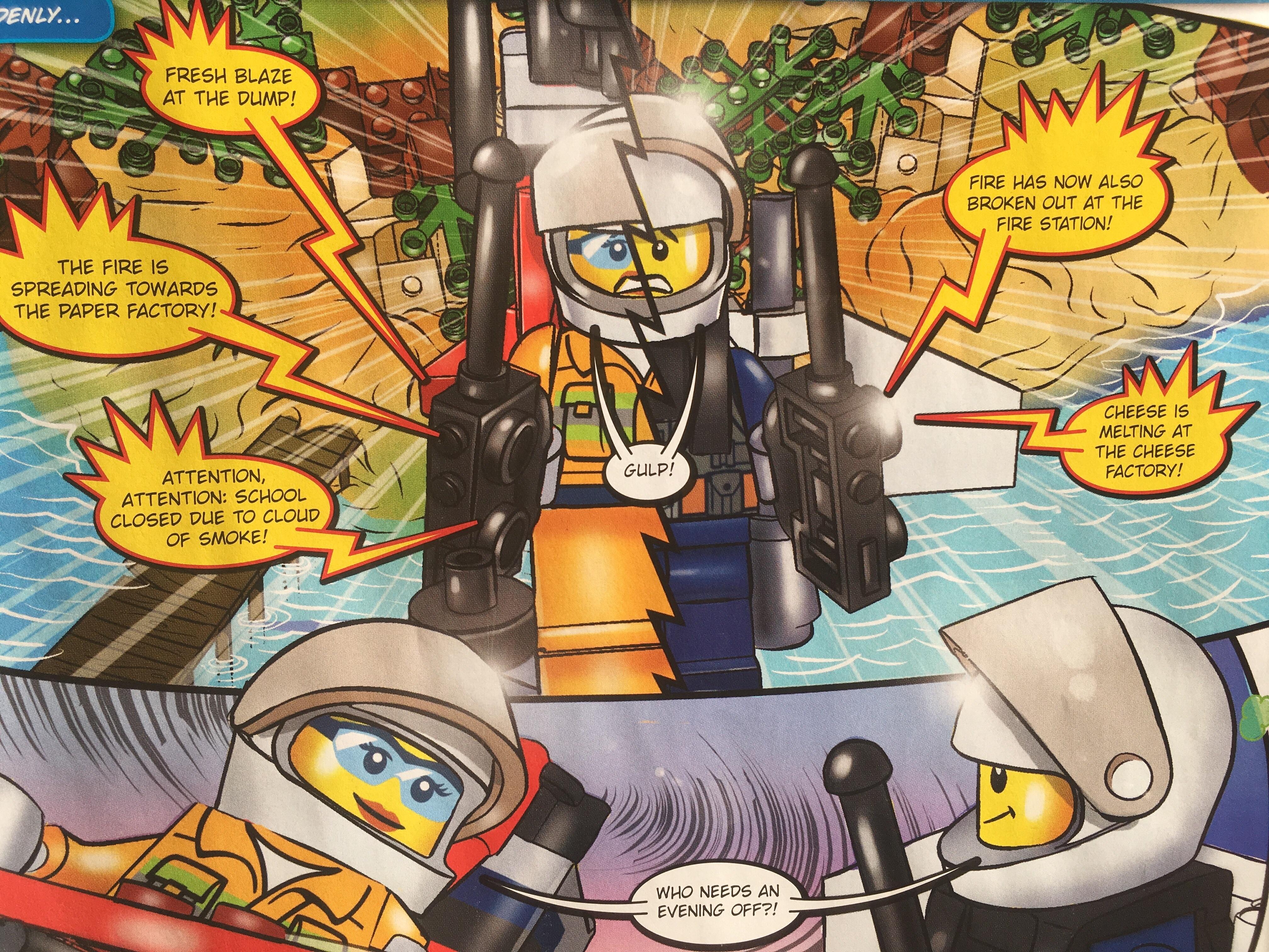 LEGO City Magazine Issue 15