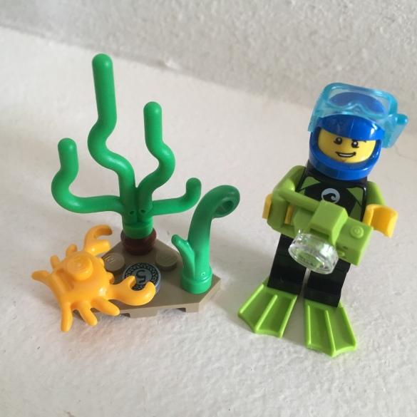 Lego City Magazine Issue 16 Minifigure