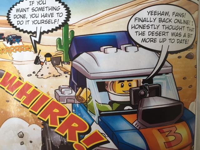Lego City Magazine Issue 16