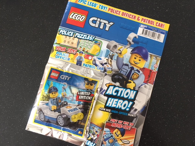 Lego City Magazine Issue 17